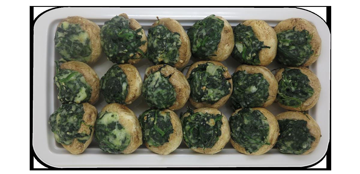 zucker erbsen mit champignons